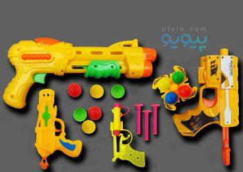 خرید اینترنتی تفنگ اسباب بازی