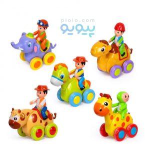 خرید آنلاین اسباب بازی های هولی تویز (Hola Toys)