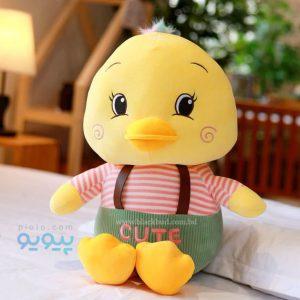 عروسک اردک زرد