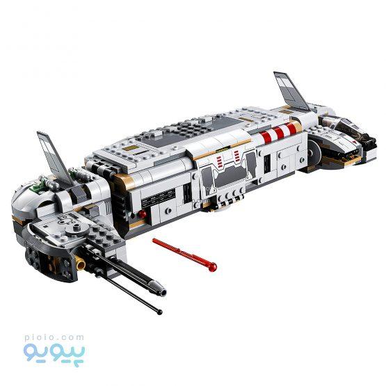 لگو مدل سفینه فضایی کد no-10577