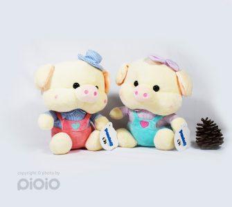 عروسک برند پاندا کیو