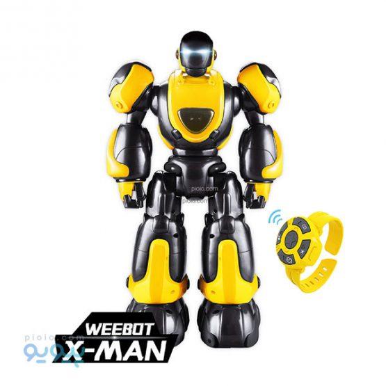 ربات کنترلی هوشمند weebot x-men