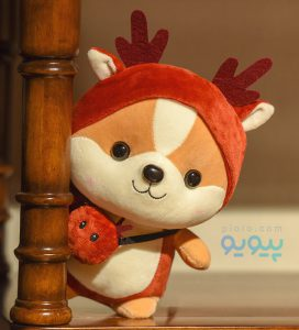 عروسک سنجاب گوگولی