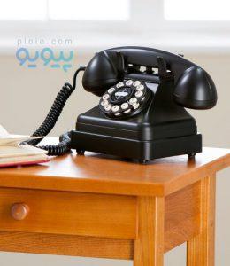 انواع تلفن شیک
