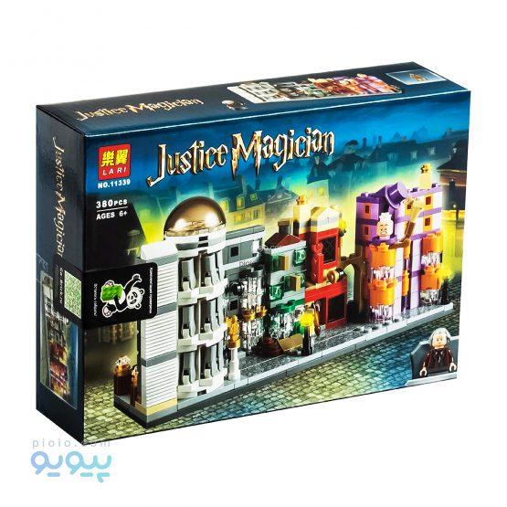 لگو LARI مدل شهر جادویی هری پاتر کد 11339