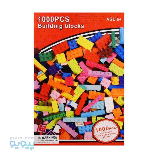 لگو کلاسیک 1000 قطعه کد 8100