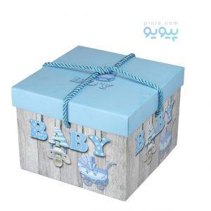 خرید آنلاین انواع جعبه هدیه کودک و بزرگسال
