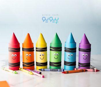 خرید اینترنتی مدادشمعی با کیفیت
