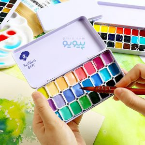 خرید اینترنتی انواع ابزار نقاشی با کیفیت