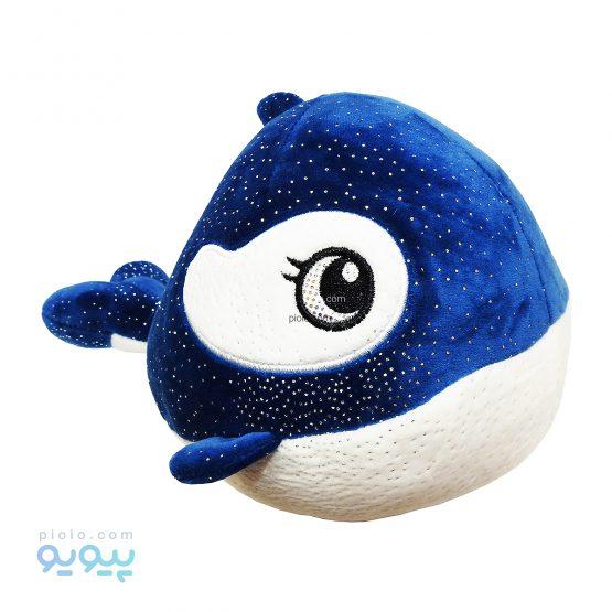 عروسک نهنگ نگینی چشم درشت