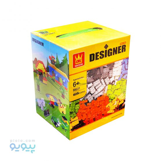 لگو ساختنی DESIGNER 58231