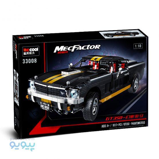 لگو دکول مدل ماشین مسابقه GT 350 آیتم 33008