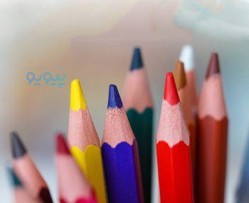 خرید اینترنتی مداد رنگی با کیفیت