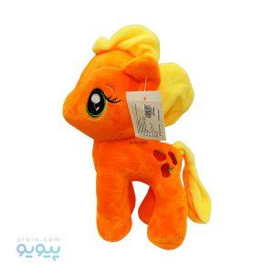 عروسک اسب تک شاخ چشم درشت کیوت