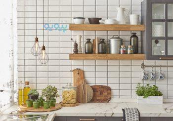 خرید انواع قفسه و شلف چوبی به صورت اینترنتی