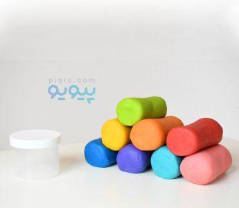خرید اینترنتی خمیر لوله ای اسباب بازی