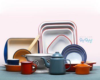 خرید اینترنتی انواع ظروف آشپزخانه و پذیرایی
