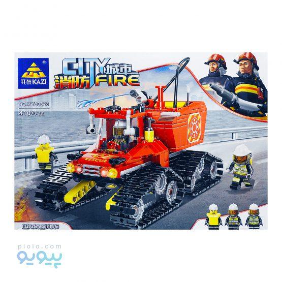 لگو آتش نشانی 410 قطعه کد KY80528