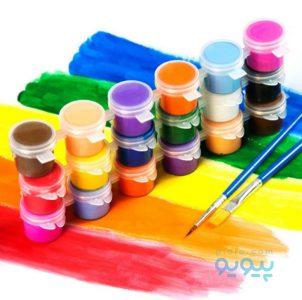 خرید اینترنتی انواع لوازم مورد نیاز نقاشی