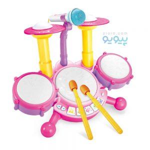 خرید اینترنتی اسباب بازی های موسیقیایی
