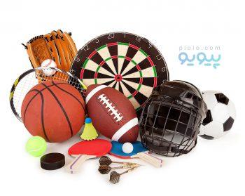 خرید اینترنتی تجهیزات ورزش های توپی
