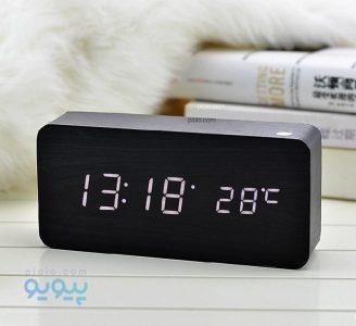 خرید اینترنتی ساعت رومیزی دیجیتال