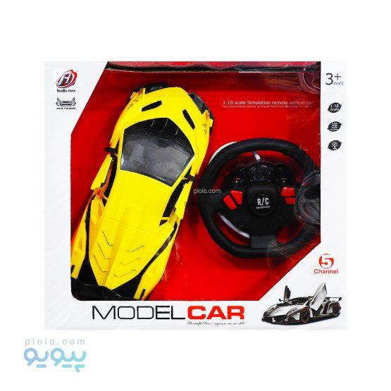 ماشین کنترلی لامبورگینی فرمانی model car