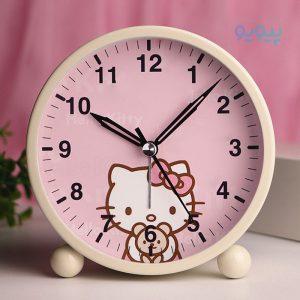 خرید آنلاین ساعت رومیزی مدل دخترانه با قیمت مناسب