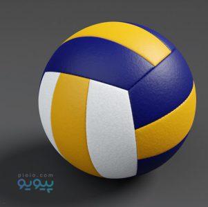 خرید آنلاین توپ والیبال با قیمت مناسب و ارسال به سراسر کشور