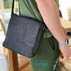 خرید آنلاین کیف رودوشی مردانه با قیمت مناسب