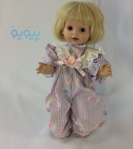 خرید اینترنتی عروسک آواز خوان و سخنگو