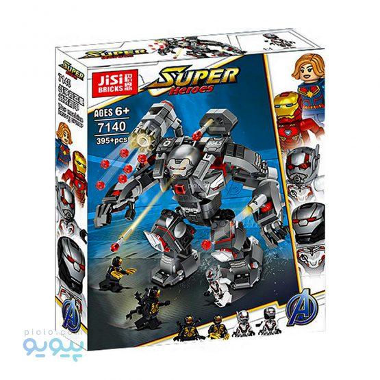 لگو جی سی مدل Super Heroes کد 7140