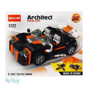 لگو جدید 36 مدل ARCHITECT کد 3122