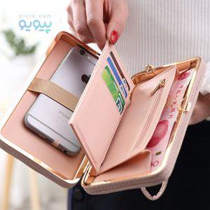 خرید اینترنتی انواع کیف مانیکوری و تبلتی با طرح های زیبا