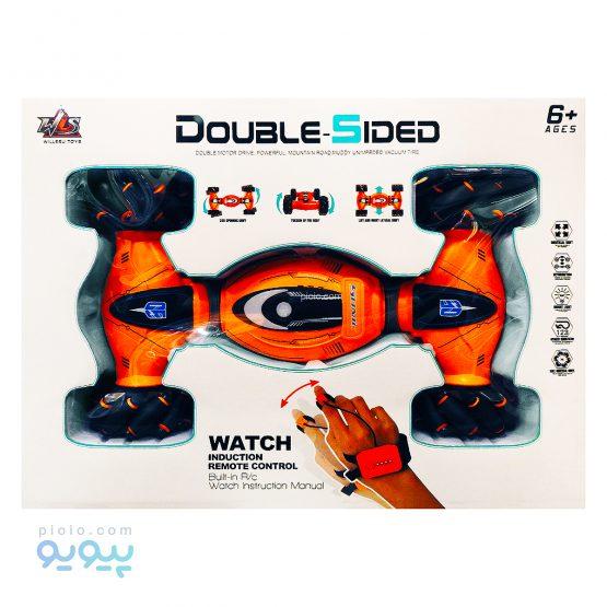 ماشین کنترلی شارژی DOUBLE SIDED RQ2073