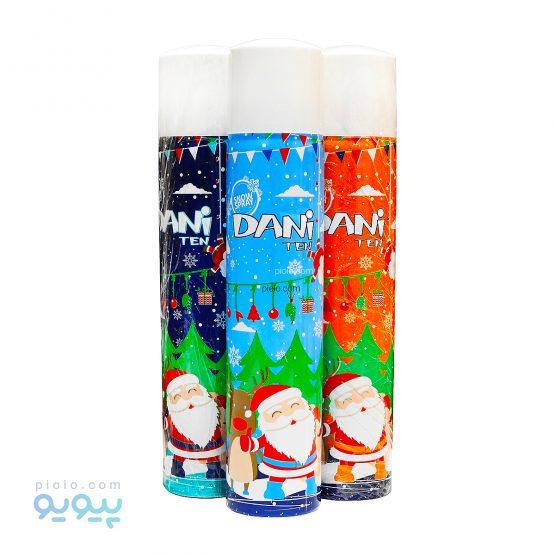 پک 3 عددی برف شادی دنی تن مدل بابانوئل