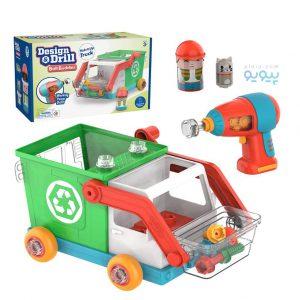 خرید اینترنتی اسباب بازی مکانیکی و ابزارآلات فن و حرفه ای